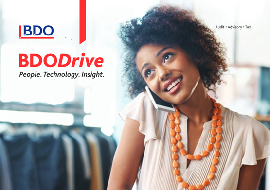 BDO Drive about brochure