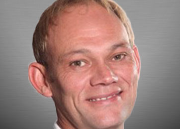 Henk Boshoff, Associate Director