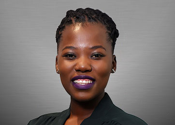 Gratitude Mahlangu, Assistant Financial Planner