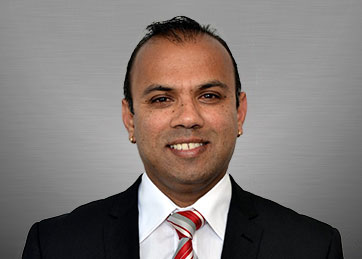 Rushay Singh, Audit Partner