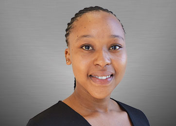 Zikona Stokwe, Assistant Financial Planner