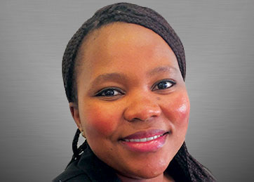 Lesego Mpete, Corporate Benefits Consultant