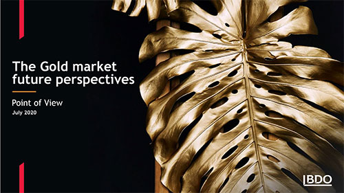 Download The Gold market future perspectives